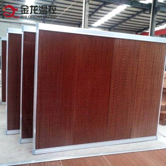 Evaporative Cooling Pad For Poultry And Greenhouse