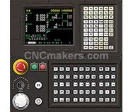 1000m4II Four Axis Milling Controller