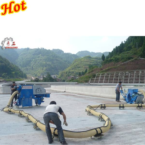Industry Floor Shot Blasting Machine