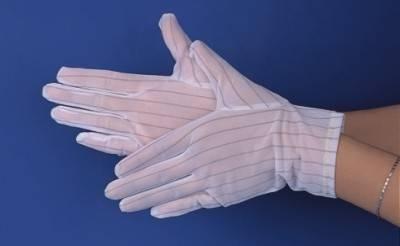 esd glove, anti-static glove, clean glove