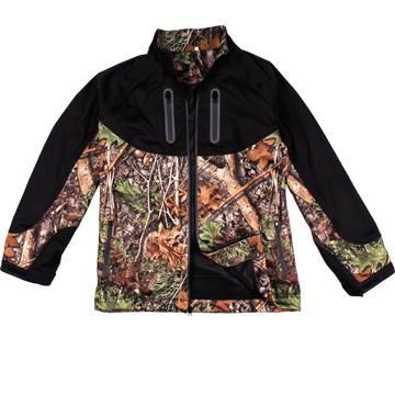 Men's Camouflage Softshell Jacket, Hunting Jacket, Waterproof Jacket, Outdoor Wear