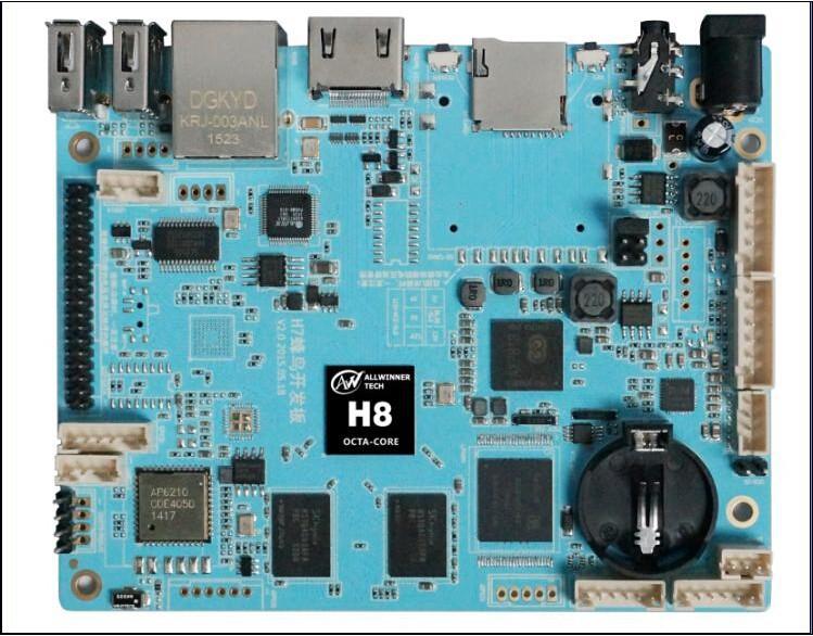 Wireless Ad Player Smart Home System Development Board TV BOX