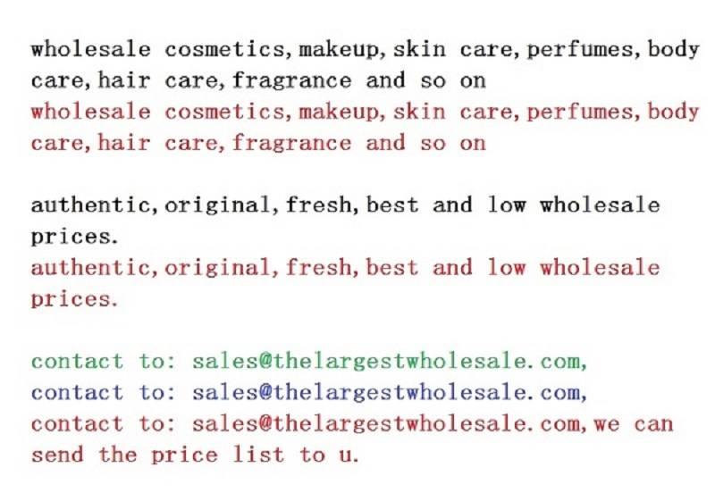 sell eye palette, lipstick, lip gloss, lip liners, lip palette, nail colour, makeup brushes,