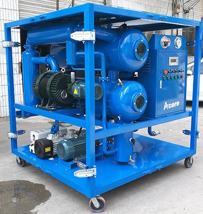 10-300L/min Transformer Oil Purifier Machine