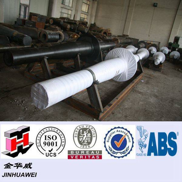 ISO Certificated Manufacturer Forged Centrifugal Fan Shaft