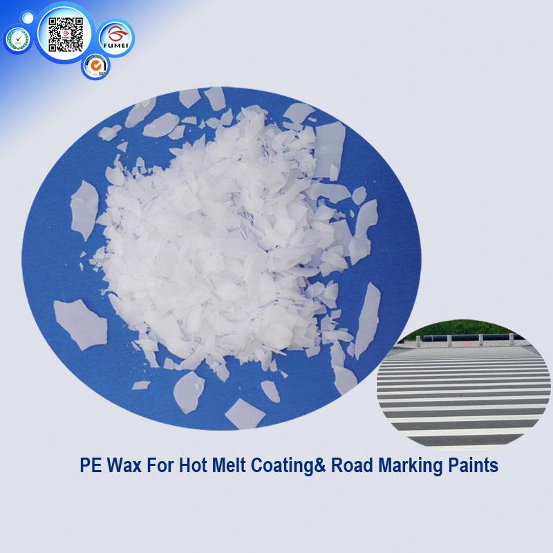 118 centigrade high Softning point PE Wax for Hot Melt Road Marking Coating