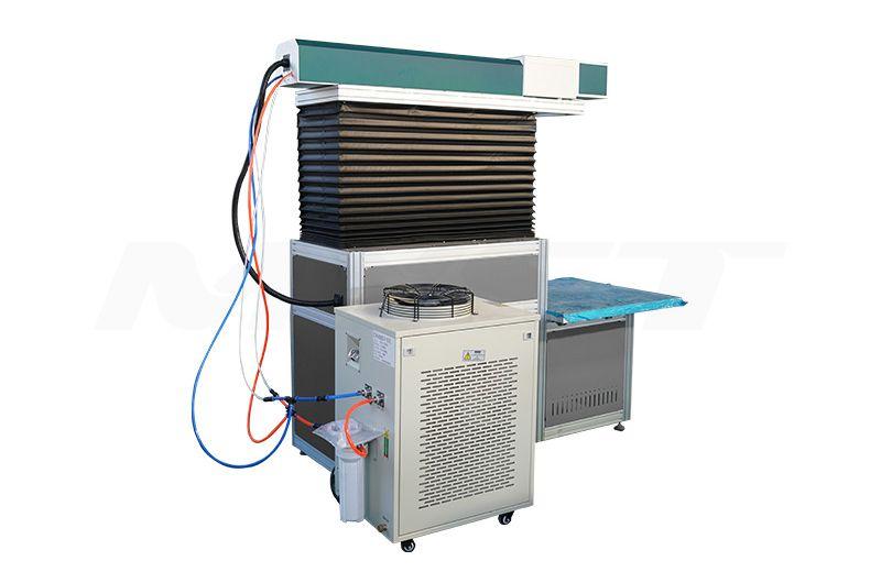 3D CO2 Laser Marking Machine professional laser marking machine 3D Laser Marking Machine supplier