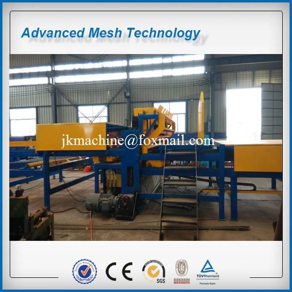 5-12mm Concrete Reinforcement Wire Mesh Welding Machines