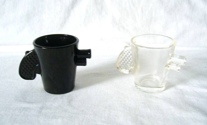 applique shot glass