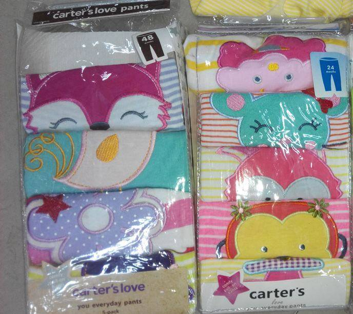 wholesale carters pp pants long pants 5 cent pants baby pants cotton high quality good price