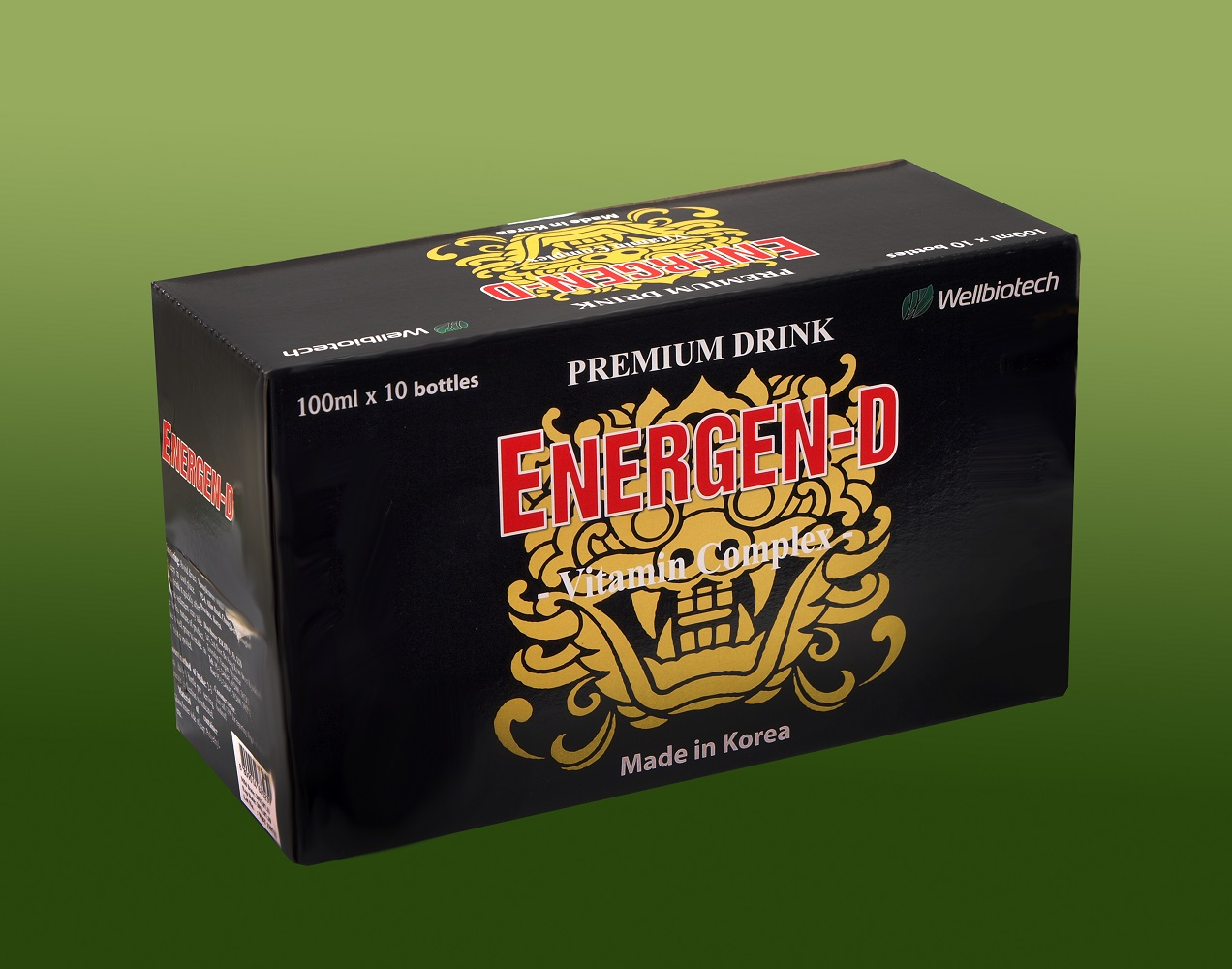 Energen-D Energy Drink good for Anti-fatigue and Nourishing