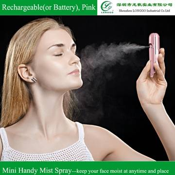 Nano Mist Spray, Facial Steamer, handheld nano facial spray.Facial moisturizing tools
