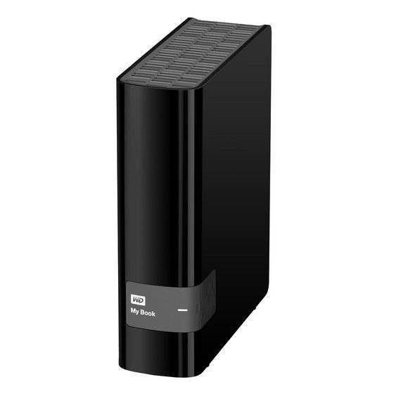 Western Digital WD 2TB/3TB My Book Desktop Storage External Hard Drive Disk HDD