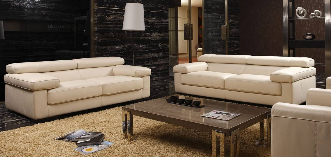 italian leather modern home sofa set sofa furniture