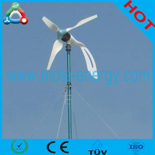 Low Stand-up Speed Wind Turbine Generator