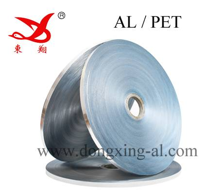 Single-side, Aluminium Polyester Tape, Cable Shielding & Wrapping Material ( AL / PET )