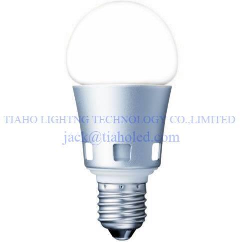 led global ball bulb 7w led dimmable led bulb