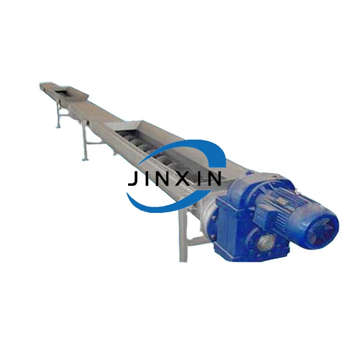 Drilling Waste Shaft Screw Conveyor