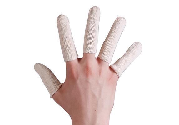 Cotton Finger Safety Cots/FTC-01