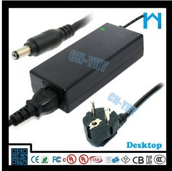 Input 100-240vac 20v 4.5a power adapter with 5.52.1mm connector