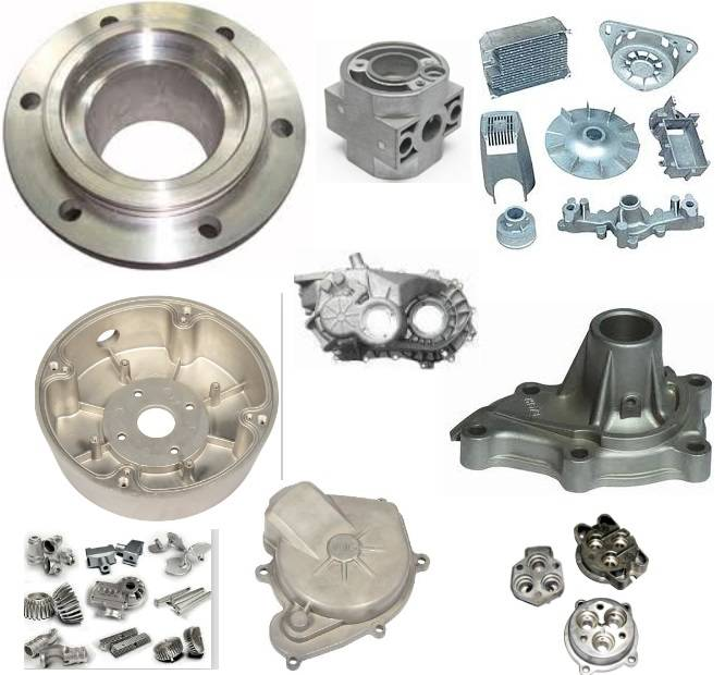 GX gravity die casting Zinc alloy parts and die casting Zinc alloy parts