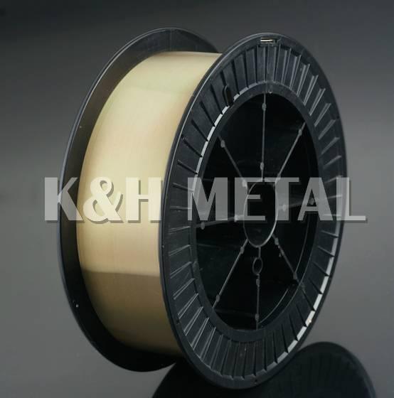 Aluminum Bronze ERCuAl-A2,CuAl10, Copper alloy wire
