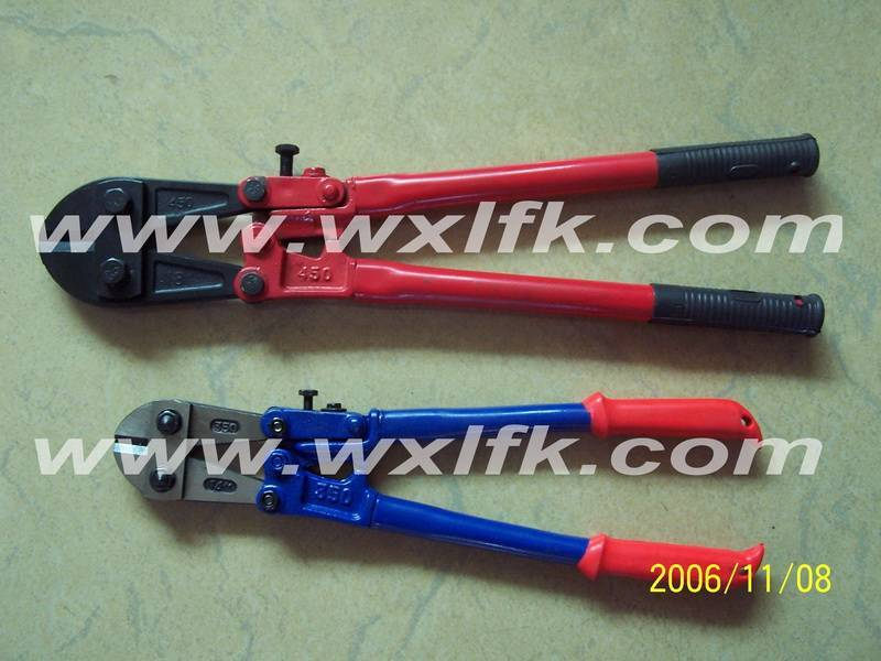 BOLT CLIPPER, PIPE WRENCH