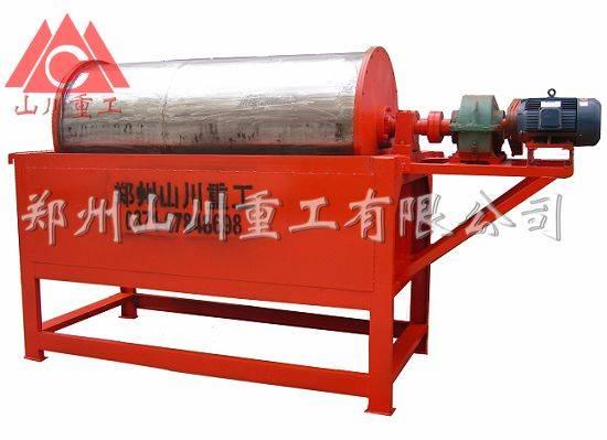Dry magnetic manchine