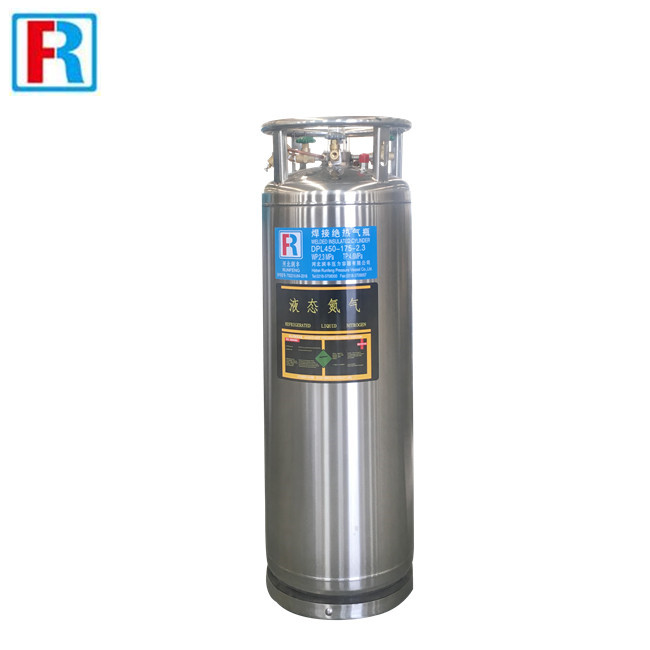 high pressure cryogenic cylinder for sale