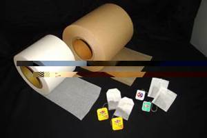 heat seal tea bag filter paper