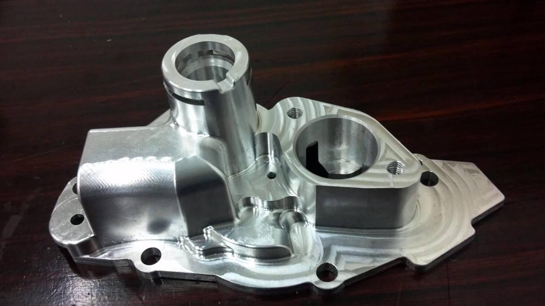 Aluminum, sheet metal , steel rapid prototyping,model