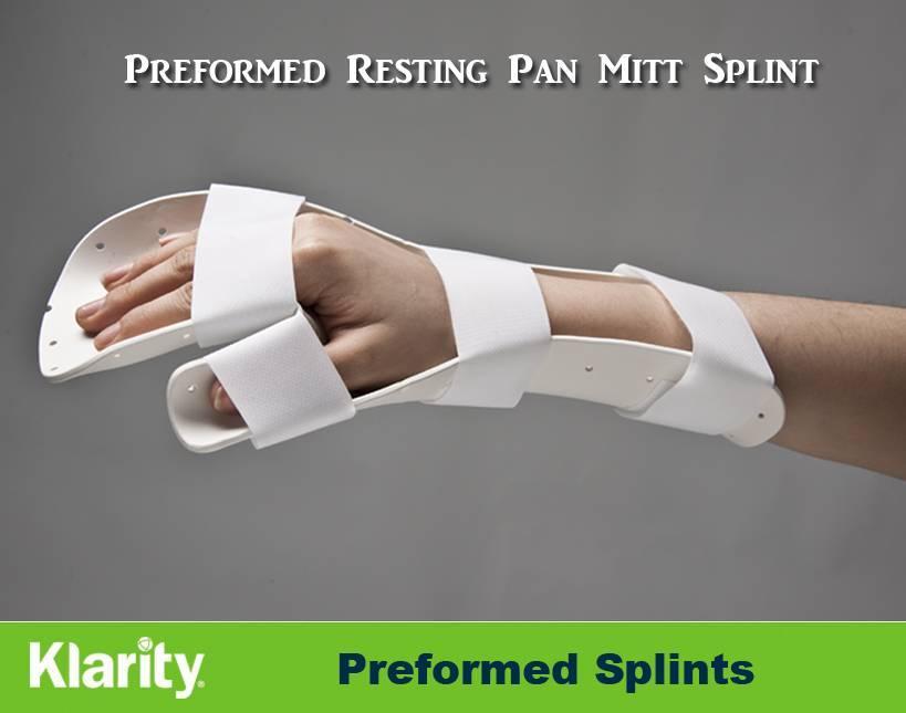 Preformed Splints Thermoplastic Splints