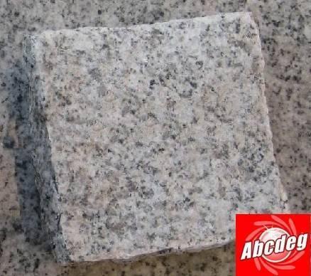 White cube stone,cubestone,stone paver, granite paver