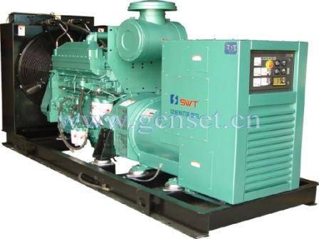 Sell cummins diesel generator