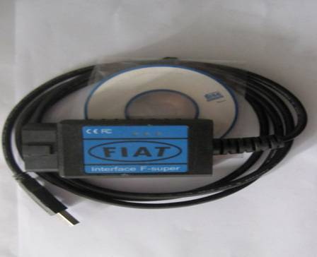Fiat Scanner/ Fiat Diagnostic Interface