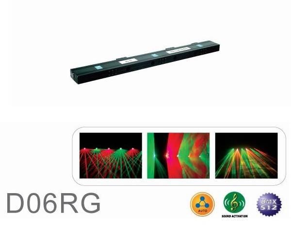 Laser Stage Light - Step Motor Series - D06RG