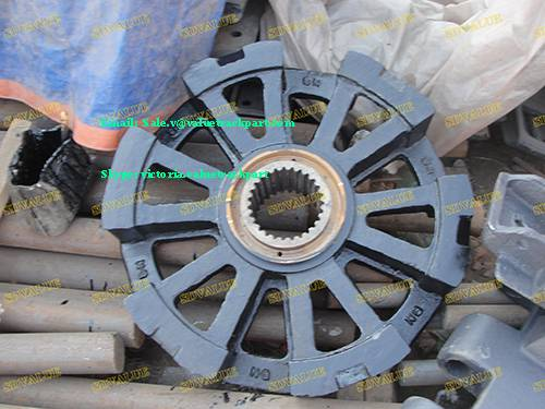 Ruston Bucyrus RB30 Crawler Crane Drive Sprocket