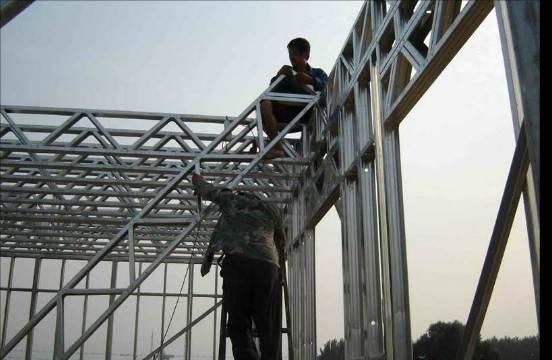 steel builing/light gauge structure