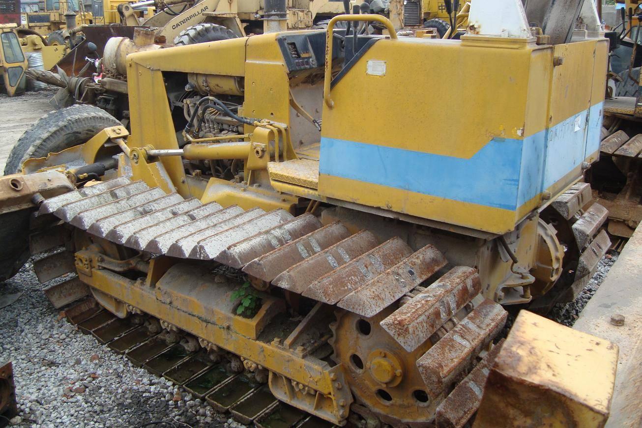 used komatsu d21p-6 bulldozer for sale