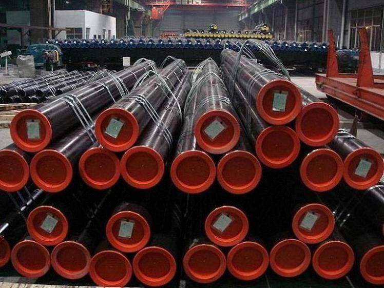 Seamless Steel Pipe for Liquid Service (ASTM A53 ASTM A106)