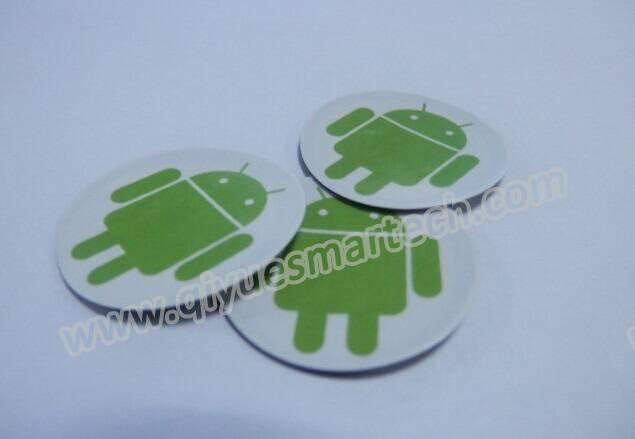 Passive RFID Tag 13.56Mhz NTAG203 NFC chip