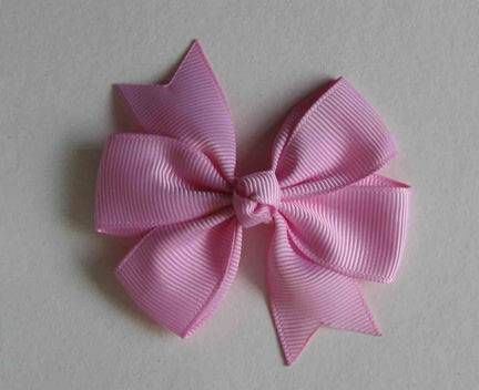 Grosgrain ribbon hair bowsPinwheel bows,hair decoration,infant baby bows,itty bitty bows,bows on all