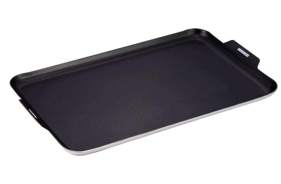 Non-stick Aluminum Flat Grill Pan Griddle Pan Aluminum Pan