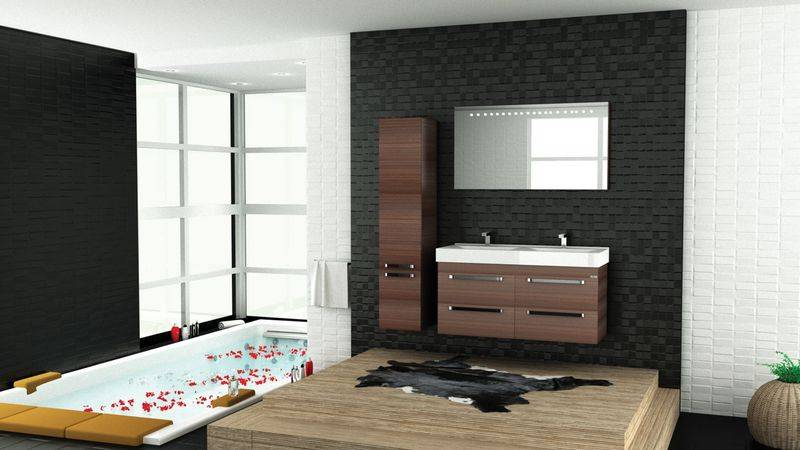bathroom cabinet, bathroom vanity, bathroom furniture, meubles de salle de bains