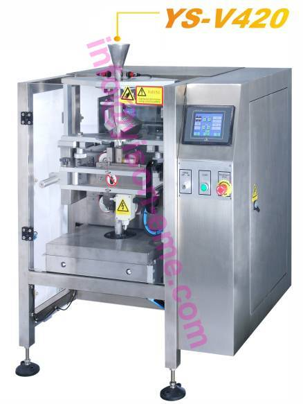 Small packer: Tea Packing machine, Gummy packing machine, Pet Food bagger