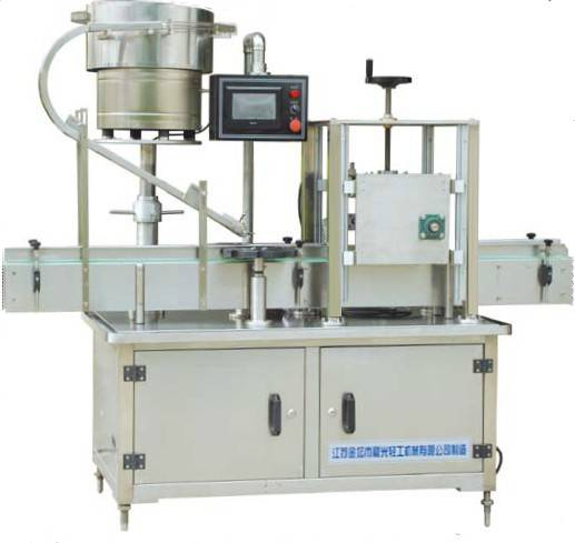 FXY-G Cap Pressing Machine