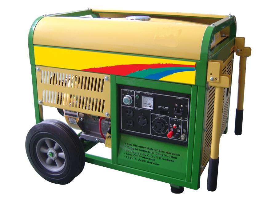 Gasoline Generator (QD6500H)