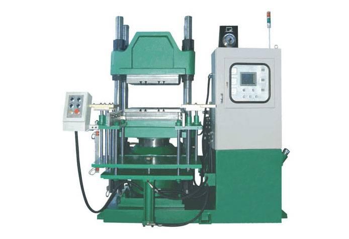 Rubber Vulcanizer Machine