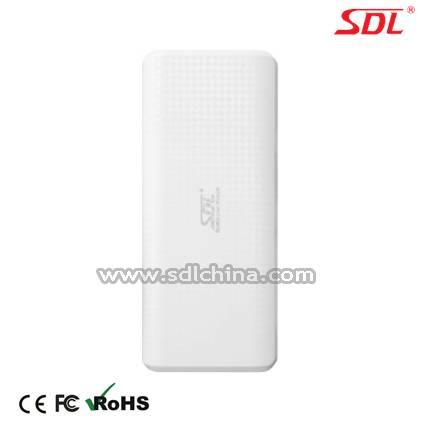 13000mAh Portable Power Bank Power Supply External Battery Pack USB Charger E93