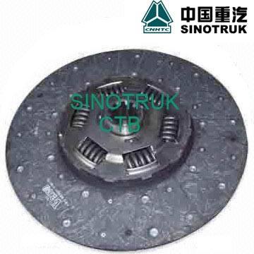 sinotruk howo truck parts clutch driven disc